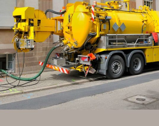 Устранение засоров канализации